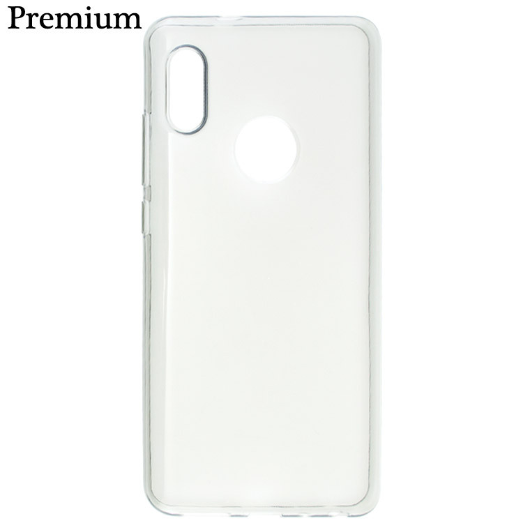 Чехол силиконовый Premium Xiaomi Redmi Note 5 Pro затемненный