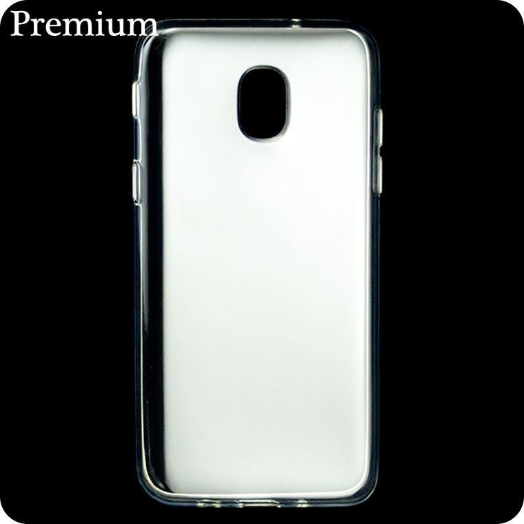 Чехол силиконовый Premium Samsung J3 2018 J337 прозрачный