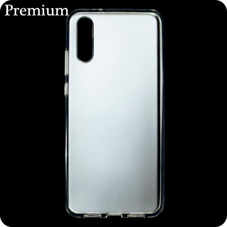 Чехол силиконовый Premium Huawei P20 прозрачный