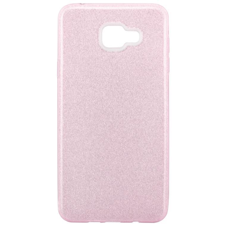 Чехол силиконовый Shine Samsung A5 2016 A510 розовый