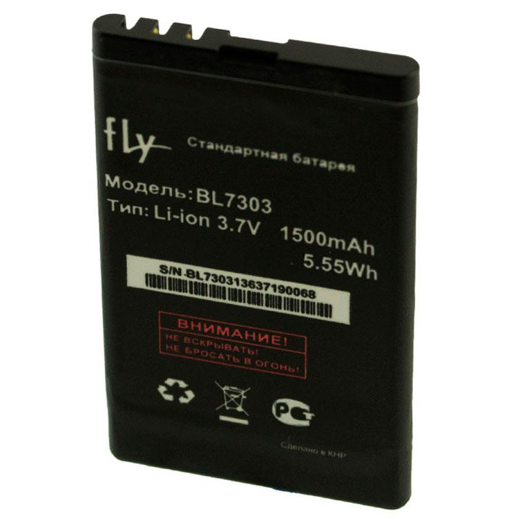 Аккумулятор Fly BL7303 1500 mAh TS107 AAAA/Original тех.пакет