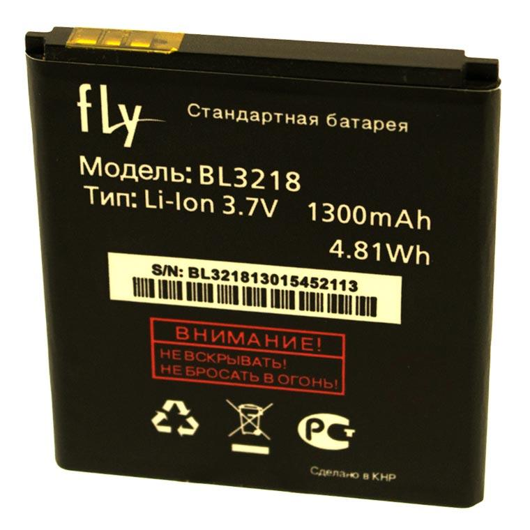 Аккумулятор Fly BL3218 1300 mAh IQ400w AAAA/Original тех.пакет