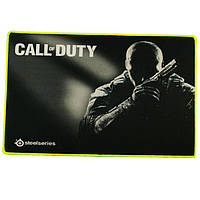 Коврик для мышки Green overlock G-9 Call of Duty 350x500 Overlock
