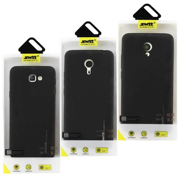 Чехол силиконовый SMTT Xiaomi Mi Mix черный