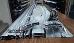 Шкаф купе - Раздвижная система на 2 двери, конструктор