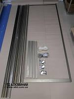 Двери для шкафа купе - комбинированные 4 фасада, фото 1