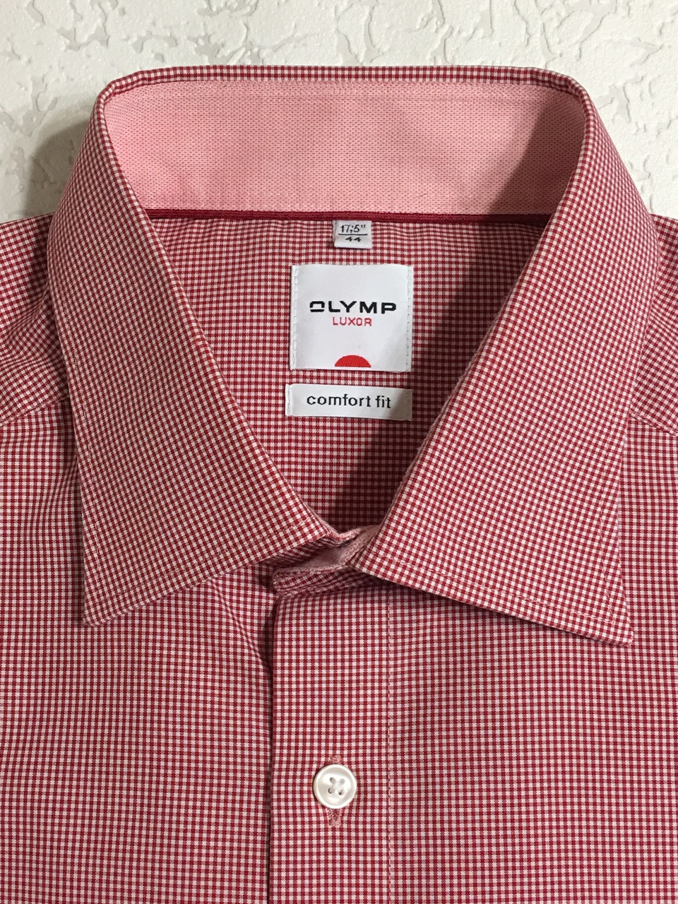ea1cc18d5ee1ca2 Рубашка хлопковая Olymp (44) , цена 467,50 грн., купить в Днепре ...