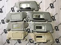 Сонцезахисні козирки ml-class w163, фото 1