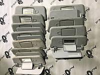 Сонцезахисні козирки Mercedes e-class w211, фото 1