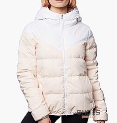 Куртки женские W NSW WR DWN FILL JKT REV Beige 939438-100, оригинал
