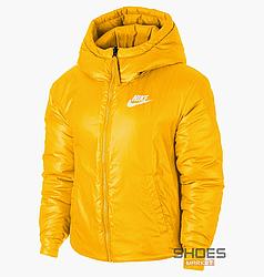 Куртки женские W NSW SYN FILL JKT REV Yellow 939360-845, оригинал