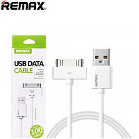 USB кабель Remax Fast RC-007i4 iPhone 4 lightning 1m белый