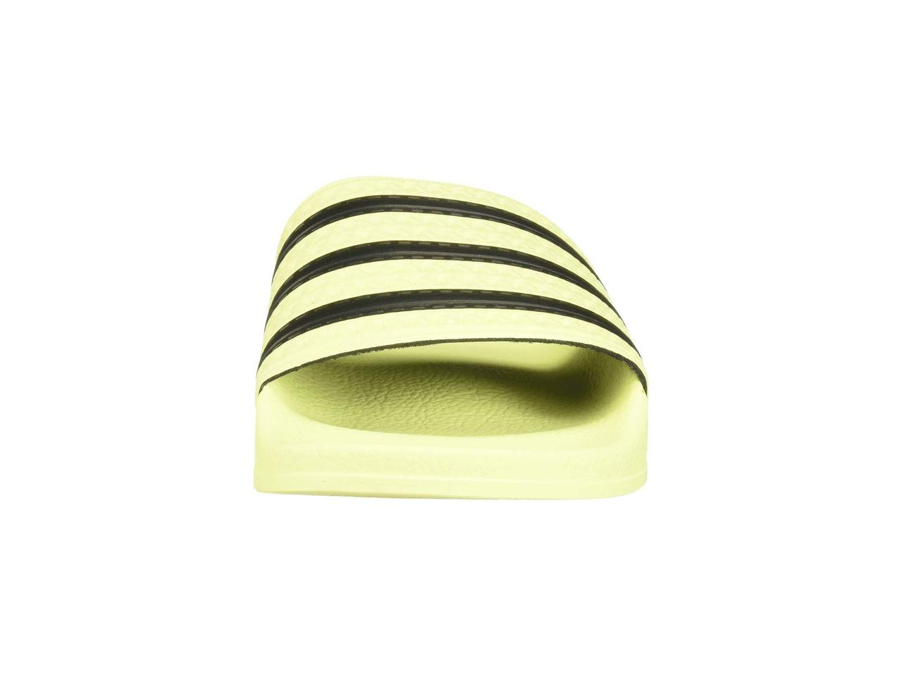 2d5c1d288dfb ... Сандали Вьетнамки (Оригинал) adidas Adilette Slide Ice Yellow Ice Yellow  Core