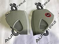 Бічні заглушки торпедо mercedes s-class w220