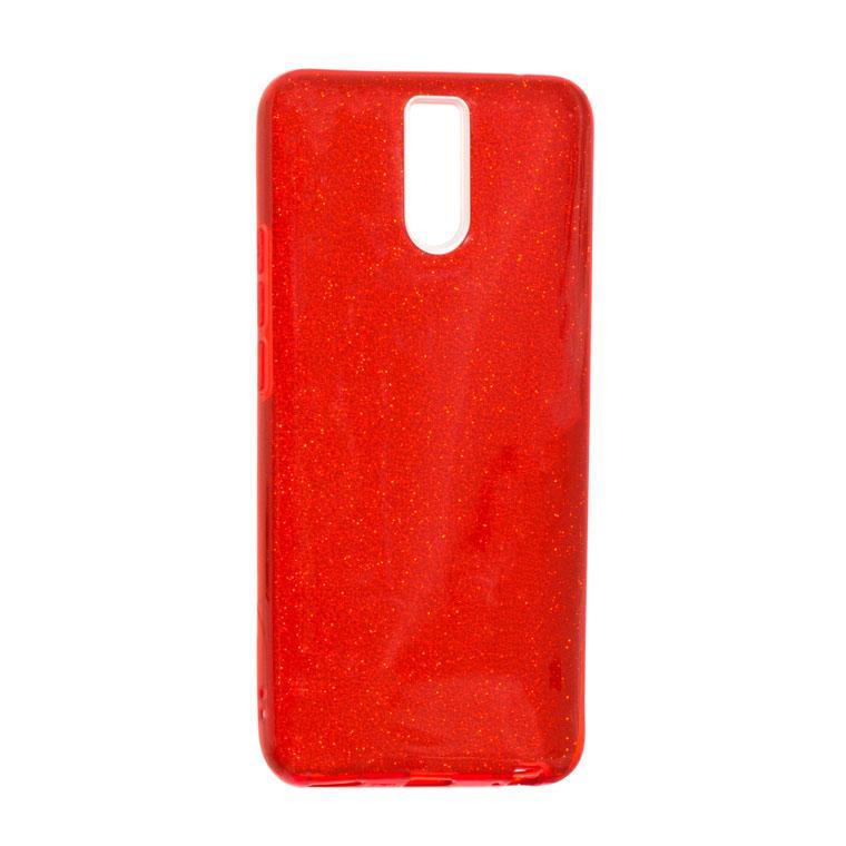 Чехол силиконовый Shine Meizu M6 Note красный