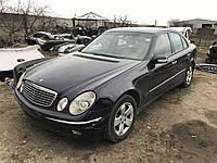 Авторозборка Mercedes w211 2.7 cdi Запчастини, фото 1