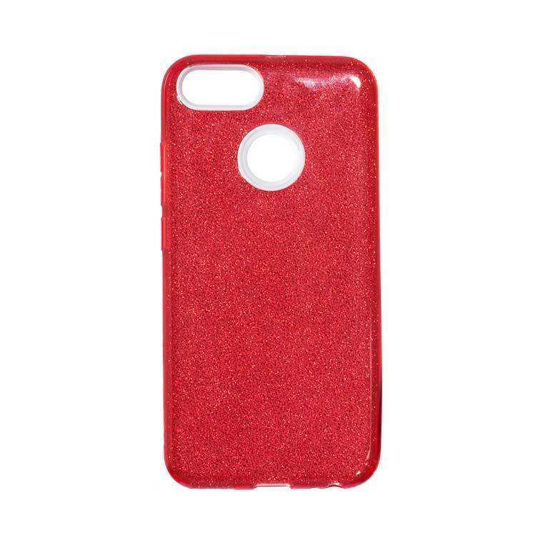 Чехол силиконовый Shine Xiaomi Mi5X, Mi A1 красный