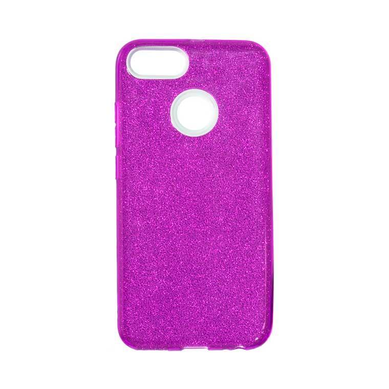 Чехол силиконовый Shine Xiaomi Mi5X, Mi A1 фиолетовый