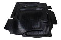 """Коврики для авто резиновые в салон """"DS-UA"""" Daewoo Lanos Ланос Сенс Авео"""