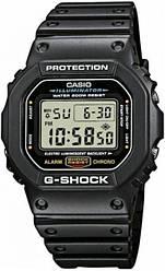 Наручные мужские часы Casio DW-5600E-1VQ оригинал