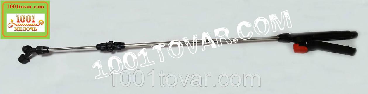 Брандспойт Forte 75-106 см. с рукояткой. Штанга, удочка, удлинитель Форте 1,06 м.