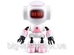 Сенсорный Smart робот  JJRC R9  Розовый