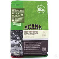 Корм для собак ACANA Senior Dog 2,27 кг акана для пожилых собак всех пород от 7 лет