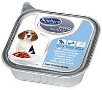 Консерва кусочки ягненка с морковью в желе для собак Butchers PRO Series Lamb