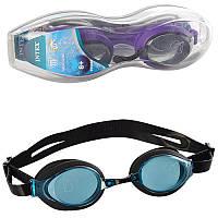 Очки для подводного плавания в футляре, INTEX 55691