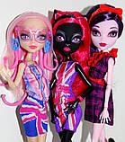 Набор кукол Монстер Хай из серии Монстрозвезды в Лондуме, Monster High Ghoulebrities in Londoom., фото 2