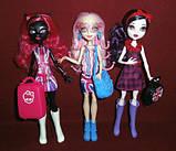 Набор кукол Монстер Хай из серии Монстрозвезды в Лондуме, Monster High Ghoulebrities in Londoom., фото 3