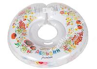 Круг для купания младенцев Дельфин музыкальный