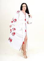 Сукня Паризька троянда, біла