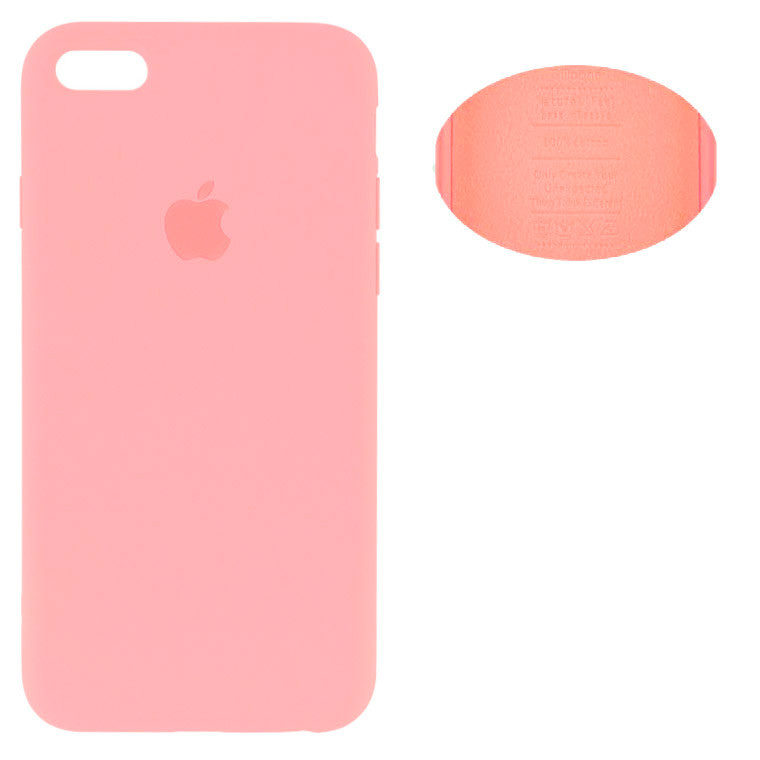 Чехол Silicone Cover Apple iPhone 7, iPhone 8 розовый