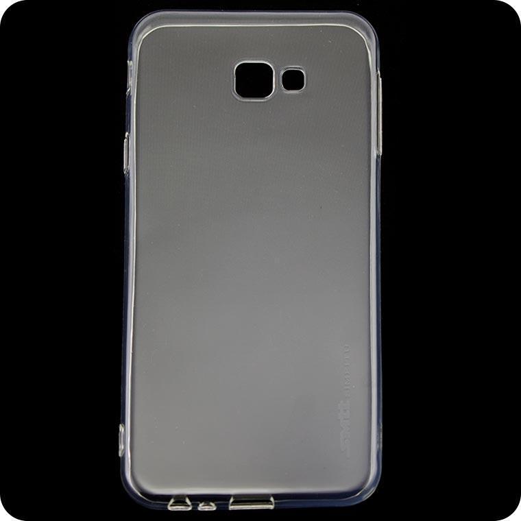 Чехол силиконовый SMTT Samsung J4 Plus 2018 J415 прозрачный