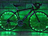 Велосипедная светодиодная подсветка  Зеленый