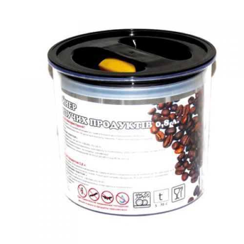 Контейнер пищевой для сыпучих продуктов 800мл