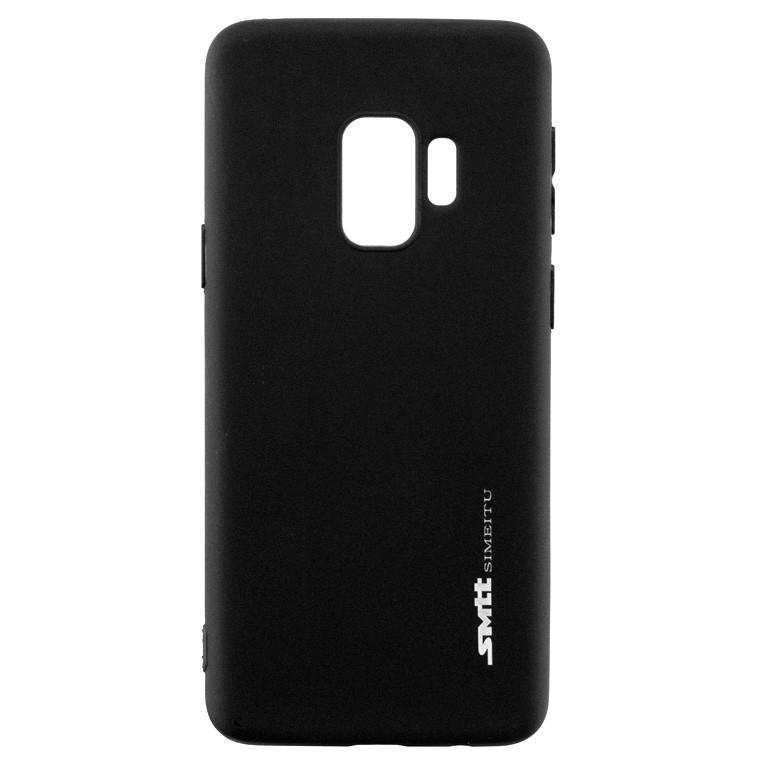 Чехол силиконовый SMTT Samsung S9 G960 черный