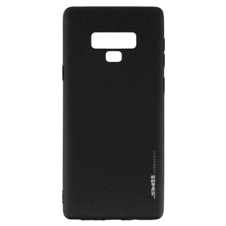 Чехол силиконовый SMTT Samsung Note 9 N960 черный