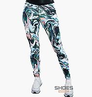 Лосины Nike LGGNG LEGASEE MRBL Multycolor AH6499-010, оригинал