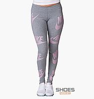 Лосины Nike LGGNG SSNL LEG A SEE 883655-092 Gray 883655-092, оригинал