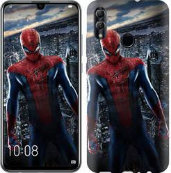 """Чехол на Samsung Galaxy A8S Новый Человек-Паук """"3042c-1636-328"""""""