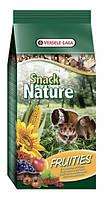 Корм Versele-Laga Nature Снек Натюр Фрукти (Snack Nature Fruties) зернова суміш для гризунів 150г (620519)