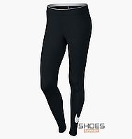 Лосины Nike LGGNG CLUB LOGO2 815997-010 Black 815997-010, оригинал