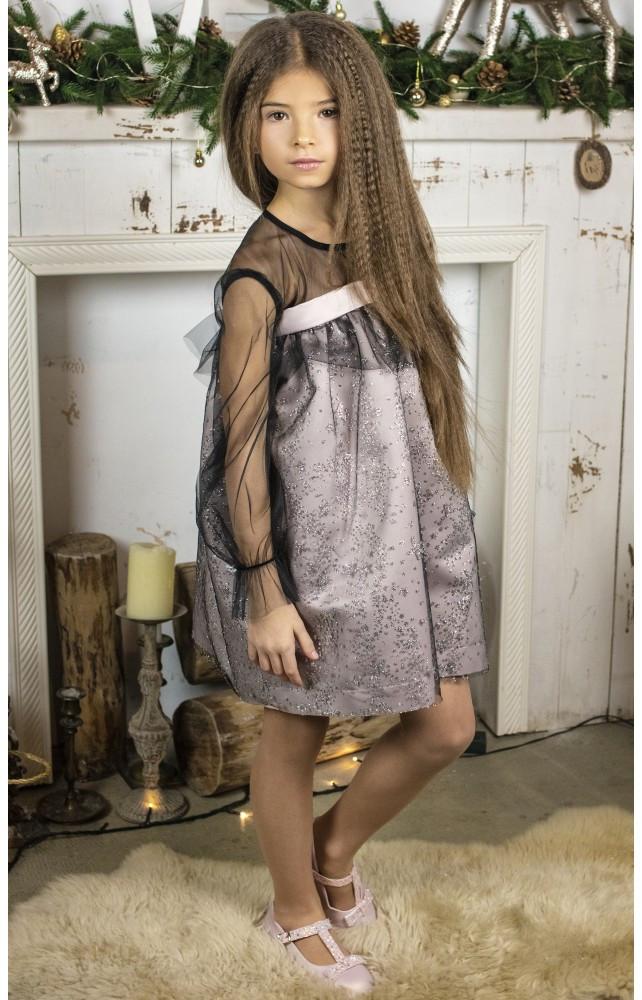 e579004e94b Нарядное детское платье для девочек
