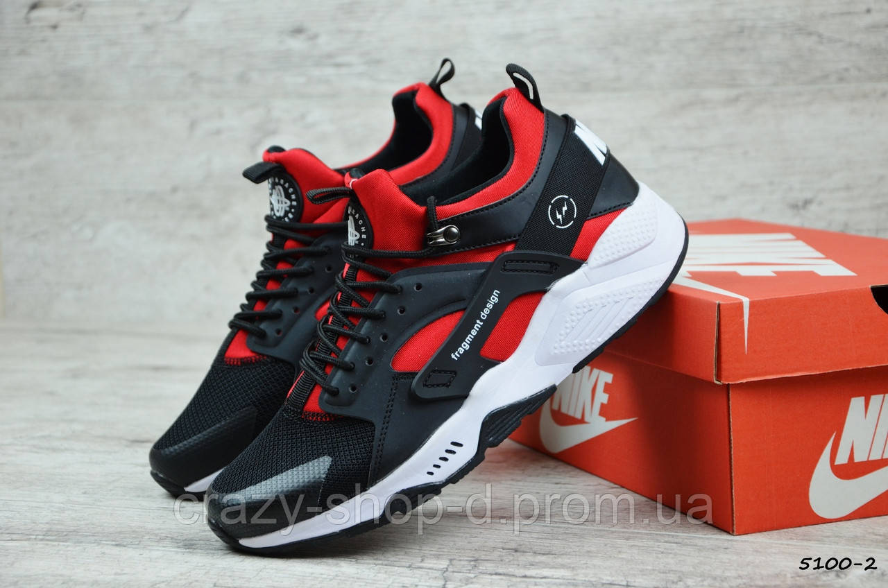 Мужские кроссовки Nike huarache (Реплика)