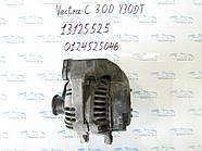 Генератор опель Вектра С, opel Vectra C 3.0CDTI 13125525, 0124525046