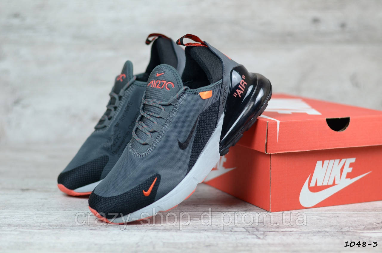 Мужские кроссовки Nike (Реплика)►Размеры [43,46]