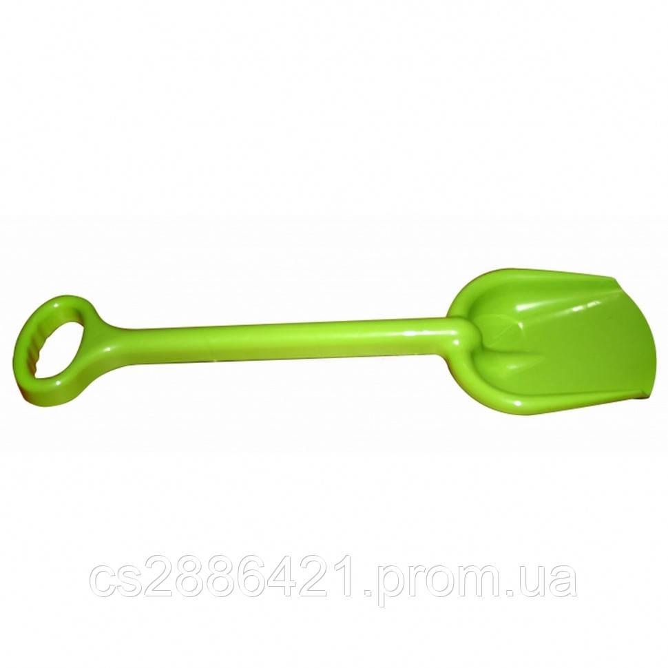 Игрушка ''Лопата большая №1'' 013955 (Салатовая)