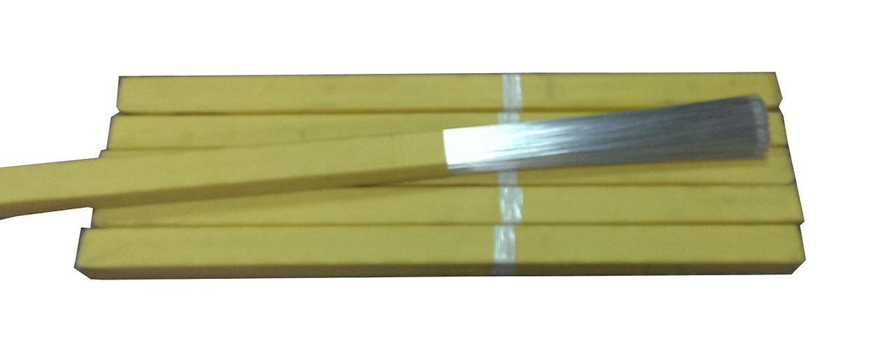 Пруток алюминиевый ER4047 (аналог АК 12)  2,0 мм